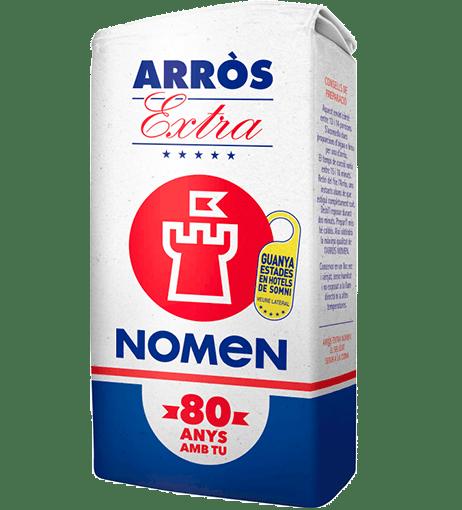 ARRÒS RODÓ EXTRA NOMEN