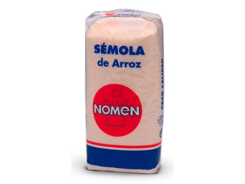 SÉMOLA DE ARROZ