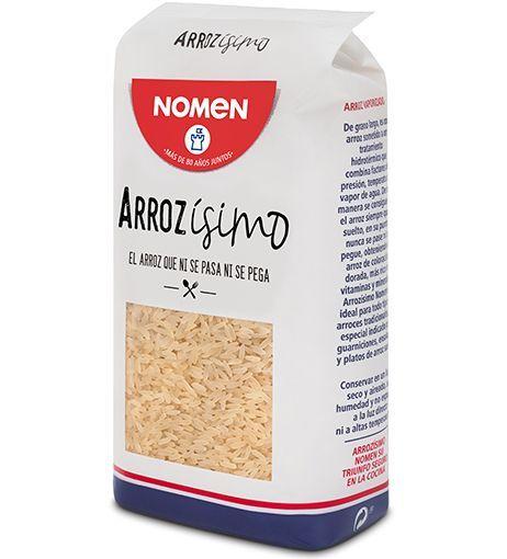 ARRÒS VAPORITZAT NOMEN