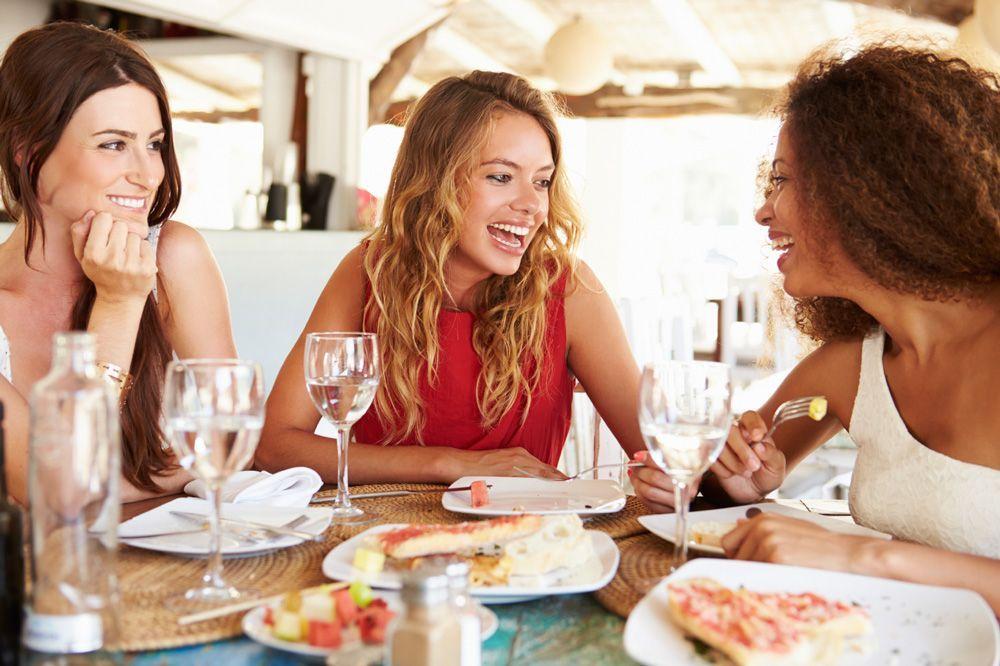 Consejos para comer de restaurante
