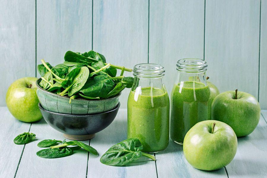 Prova la nostra selecció de receptes de batuts i liquats detox!