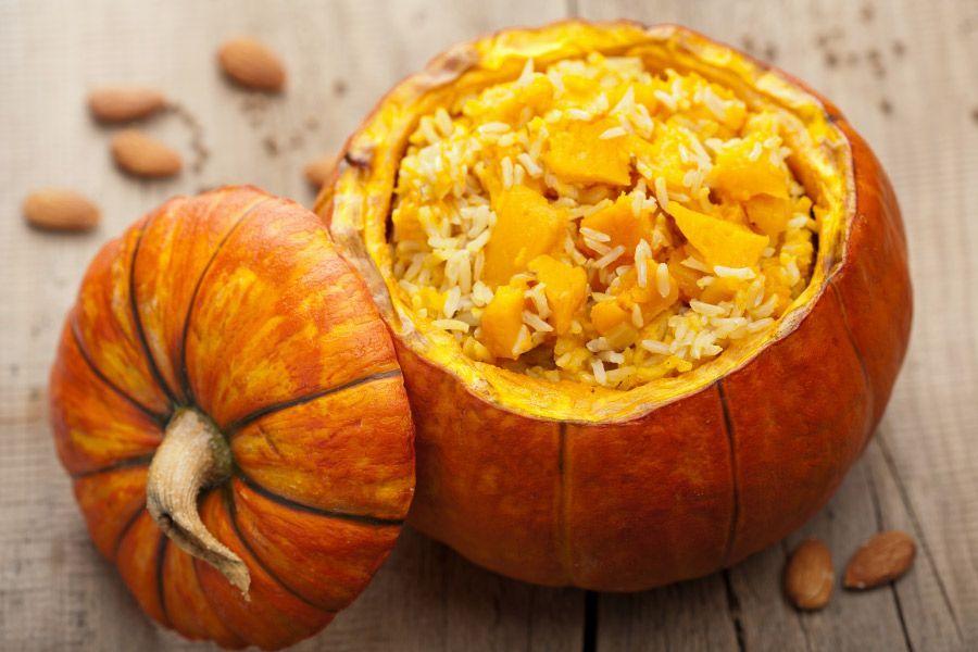 5 receptes a base de carbassa per a un Halloween complet