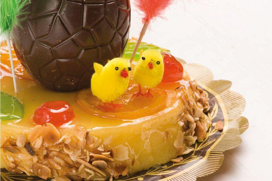3 receptes de Mona de Pasqua casolanes