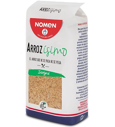 ARROZ VAPORIZADO INTEGRAL