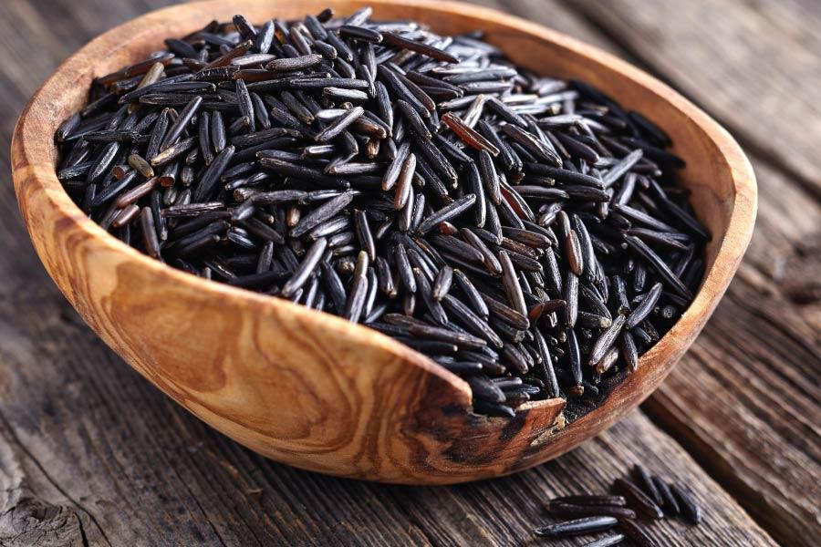 Los secretos del arroz salvaje