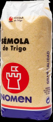 SÉMOLA DE TRIGO