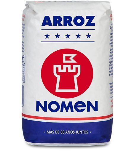 ARROZ REDONDO NOMEN
