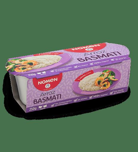 VASETS D'ARRÒS BASMATI