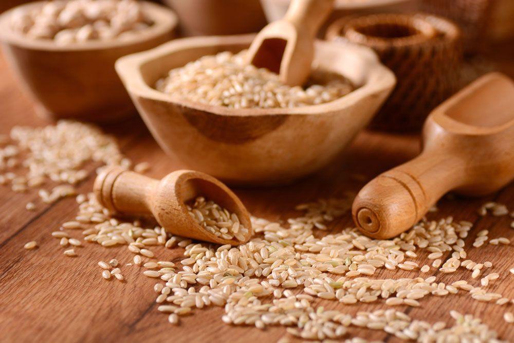 Depura tu cuerpo con arroz integral