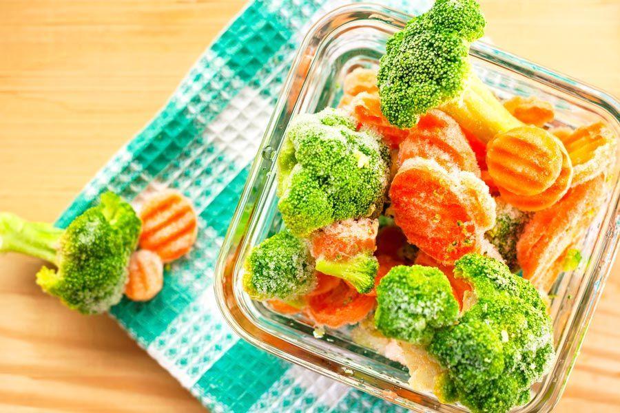 Aprende a congelar alimentos y alargar su vida útil