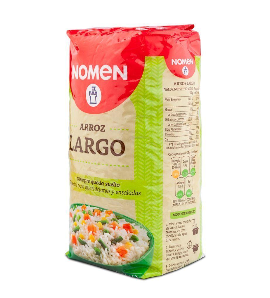 Arroz con verduras al horno y bacalao desmigado con picada de aceitunas