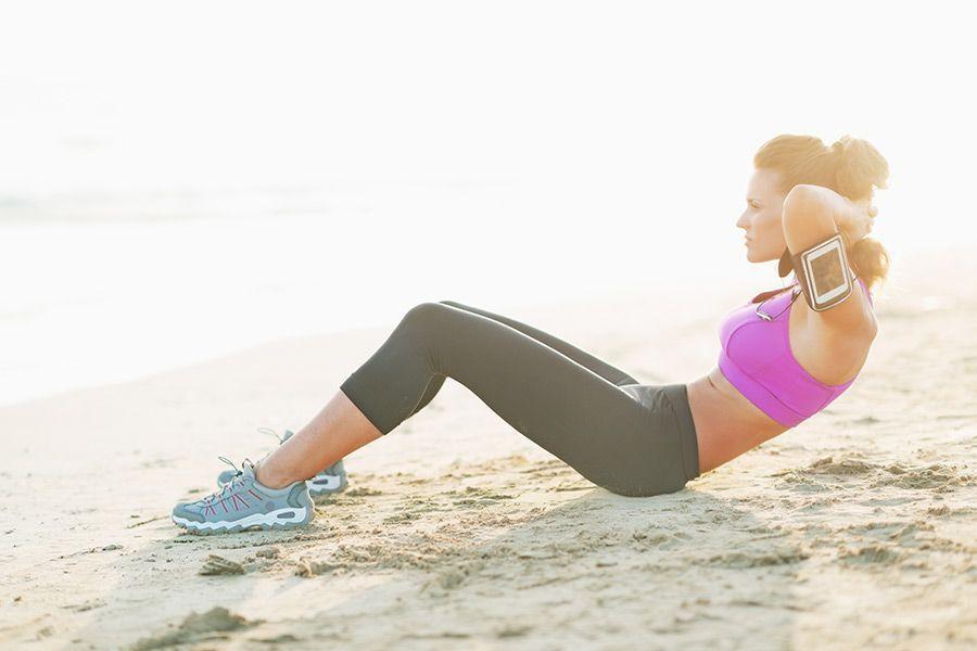 Practica activitat física també a l'estiu