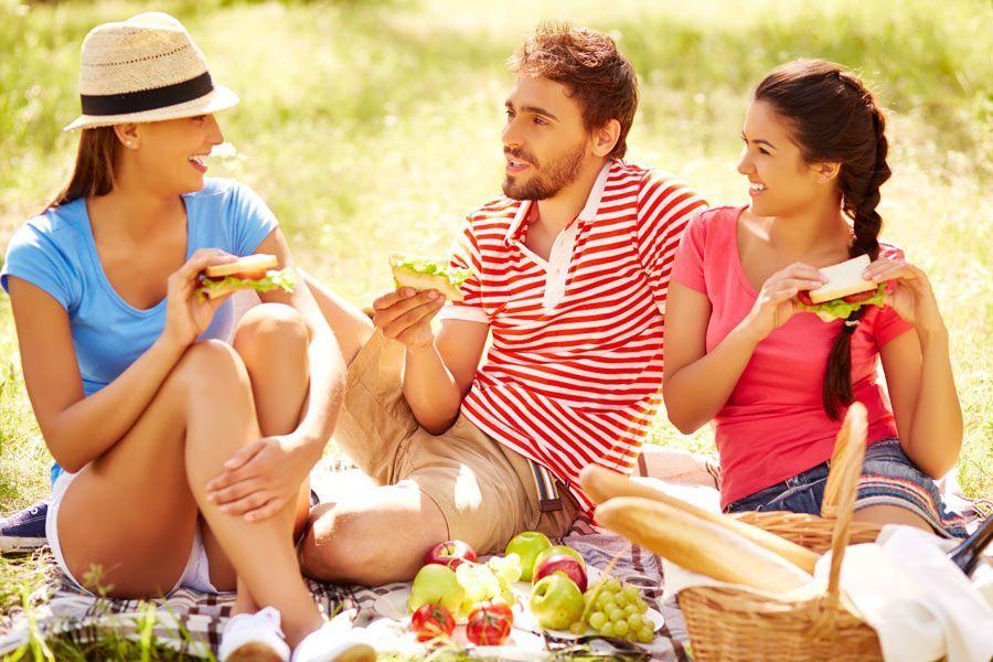 5 idees de tupper saludables per menjar a l'aire lliure