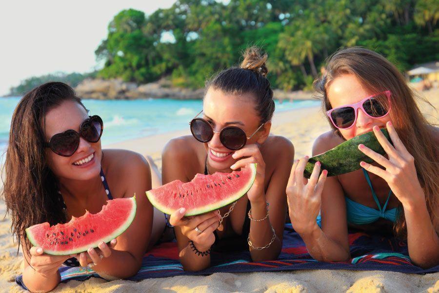 Cuida la teva alimentació, també a l'estiu