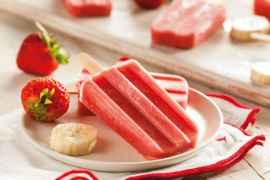 4 recetas de helados caseros para combatir el calor