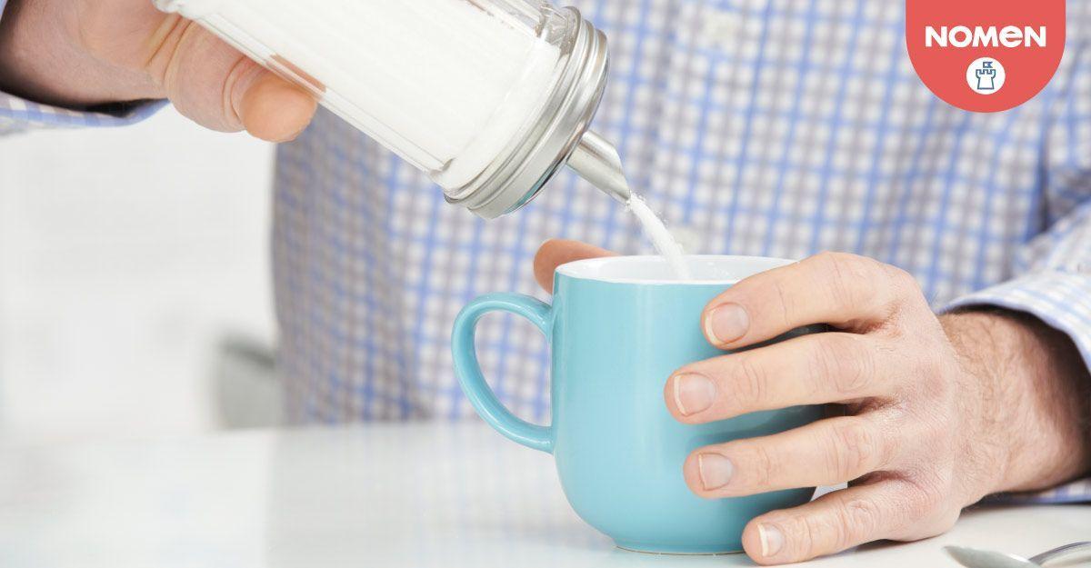 consumo de azúcar / consum d'açúcar