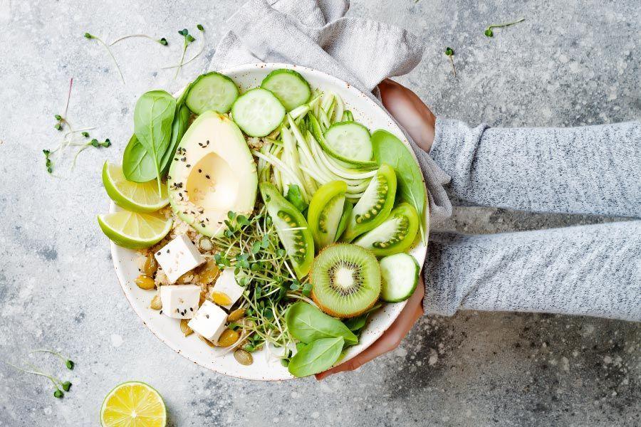 Conoce más la dieta vegetariana