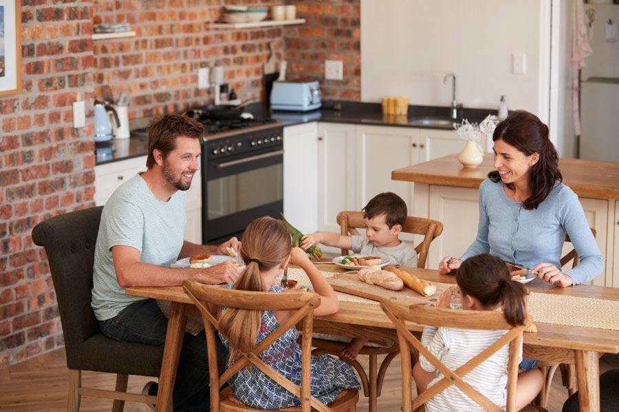 Recupera la rutina de los más pequeños en casa
