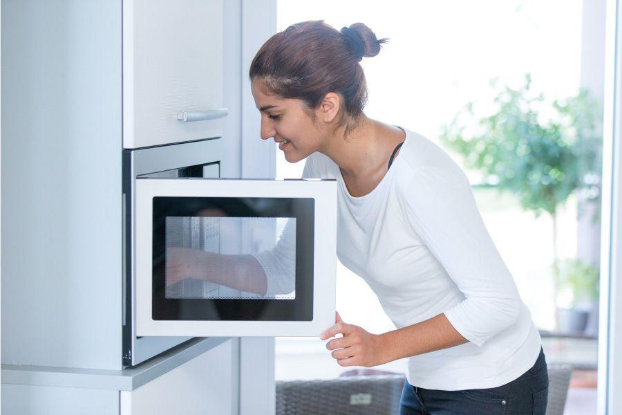 Redescobreix la cuina al microones