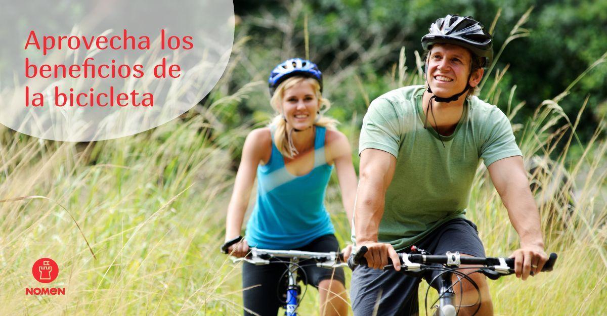 Resultados de la búsqueda Resultados web Aprovecha los beneficios de ir en bicicleta