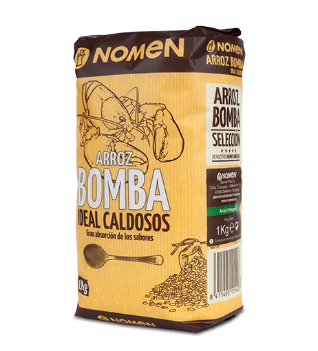 ARROZ BOMBA IDEAL CALDOSOS
