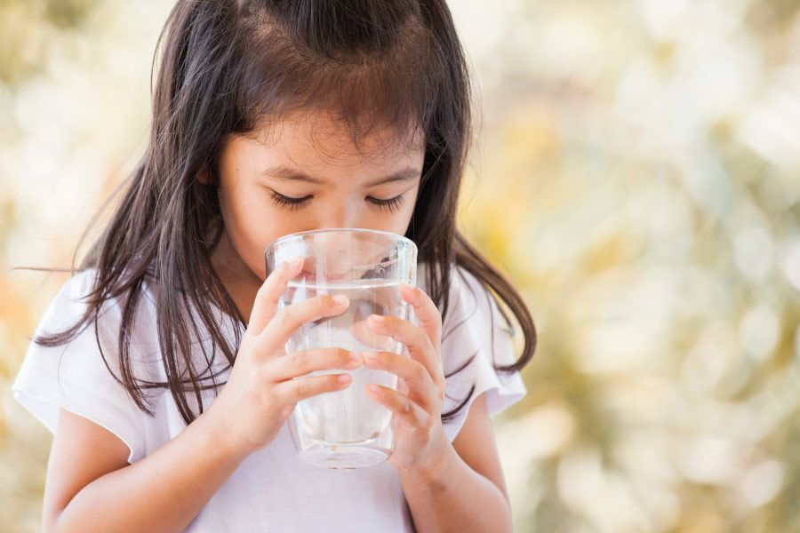 Consejos para una buena hidratación de los peques