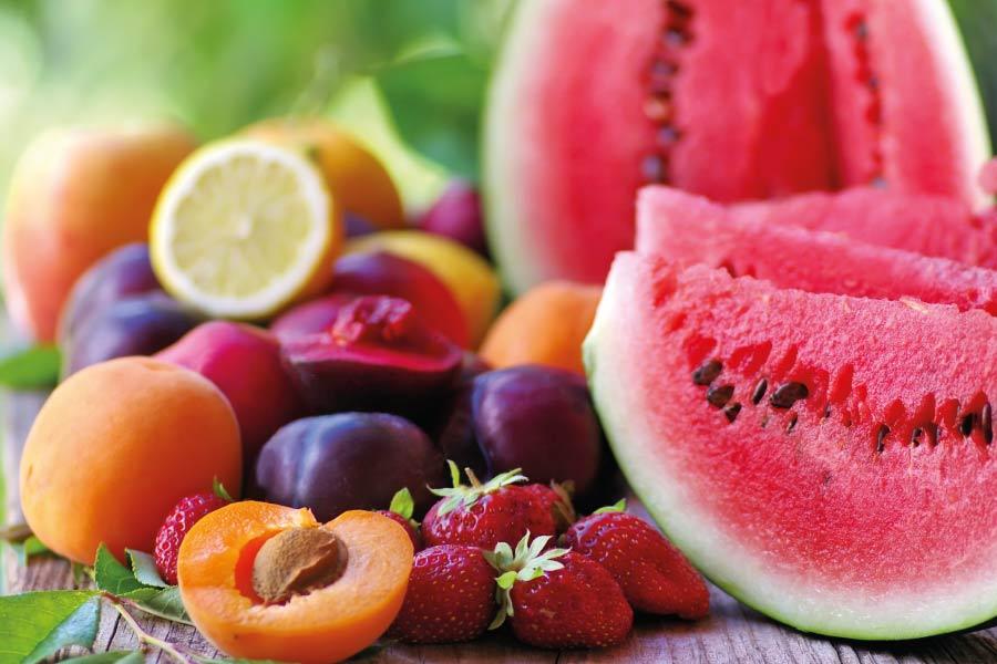 Llega el verano, dales color a tus comidas