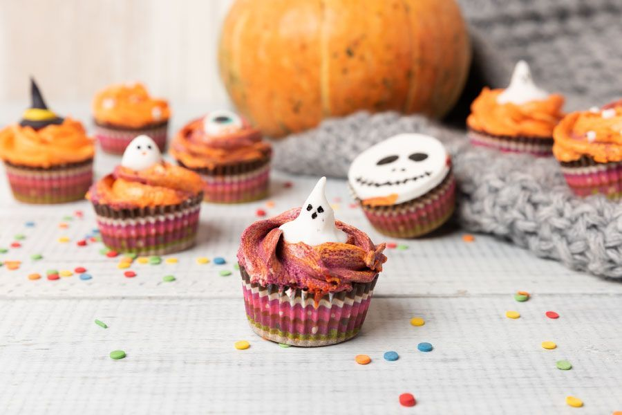 Dulces saludables para «Halloween»