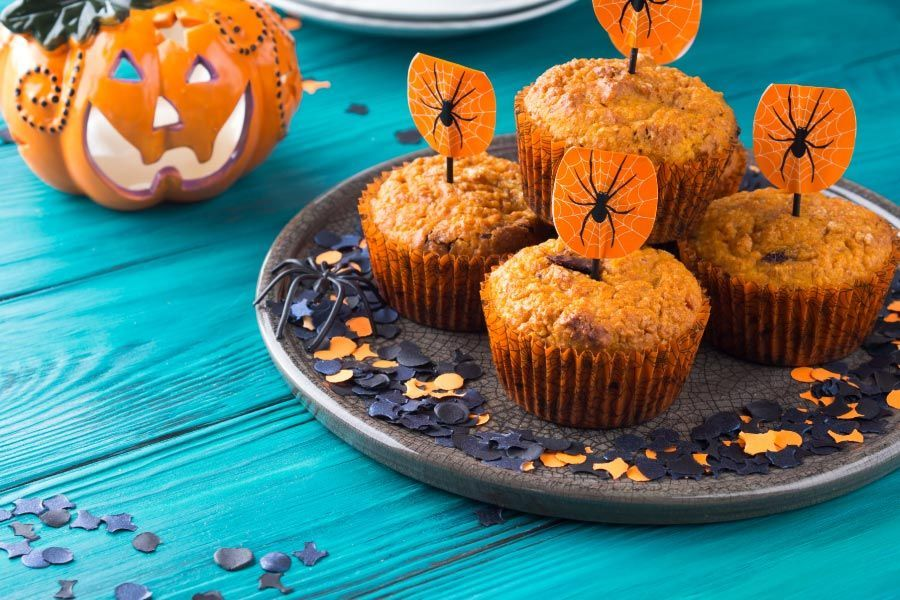 "Dolços saludables per ""Halloween"""