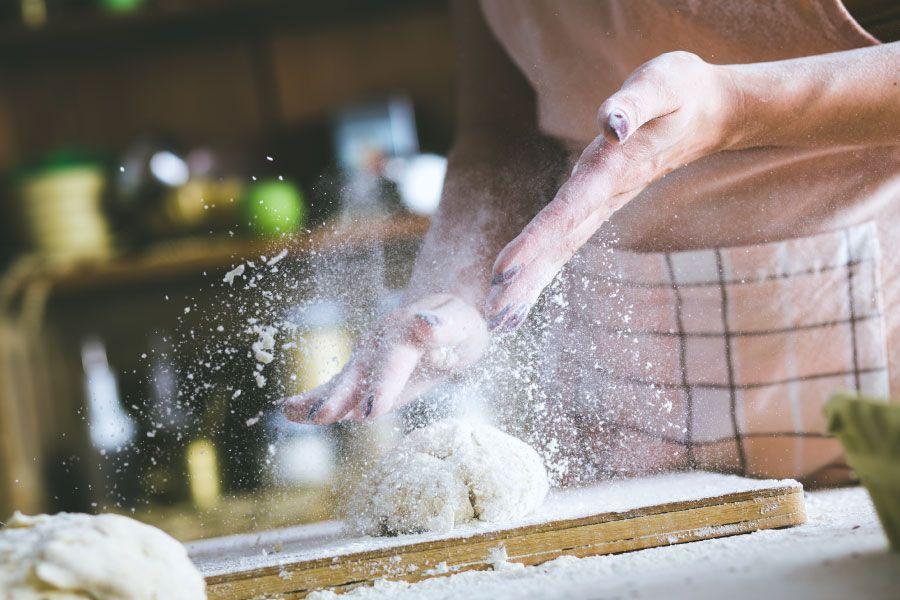 Com fer pa casolà