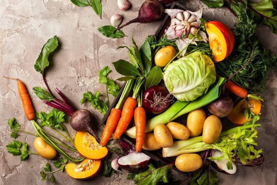 Redescubre las verduras de otoño