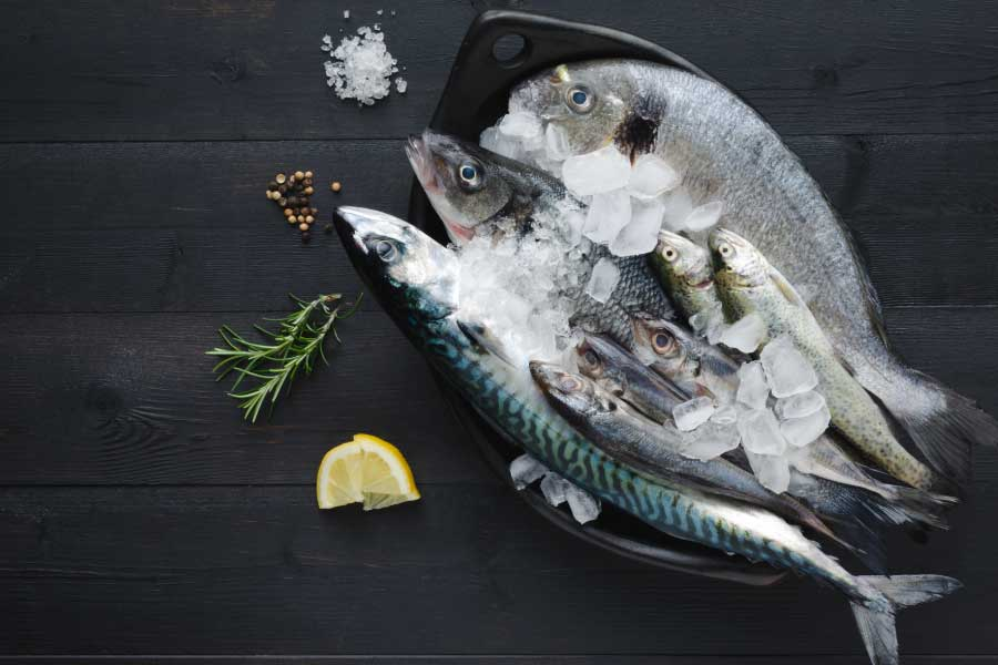 Diferències entre el peix blanc i el blau