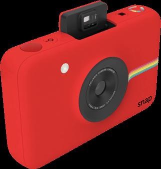polaroid roja