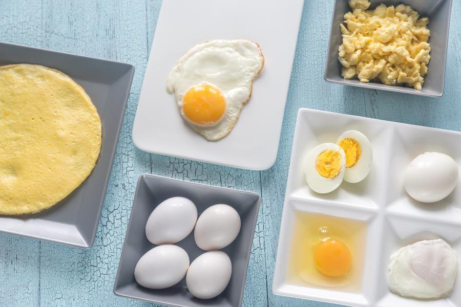 Trucs saludables per cuinar l'ou