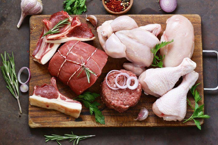 Diferencias entre la carne blanca y la roja