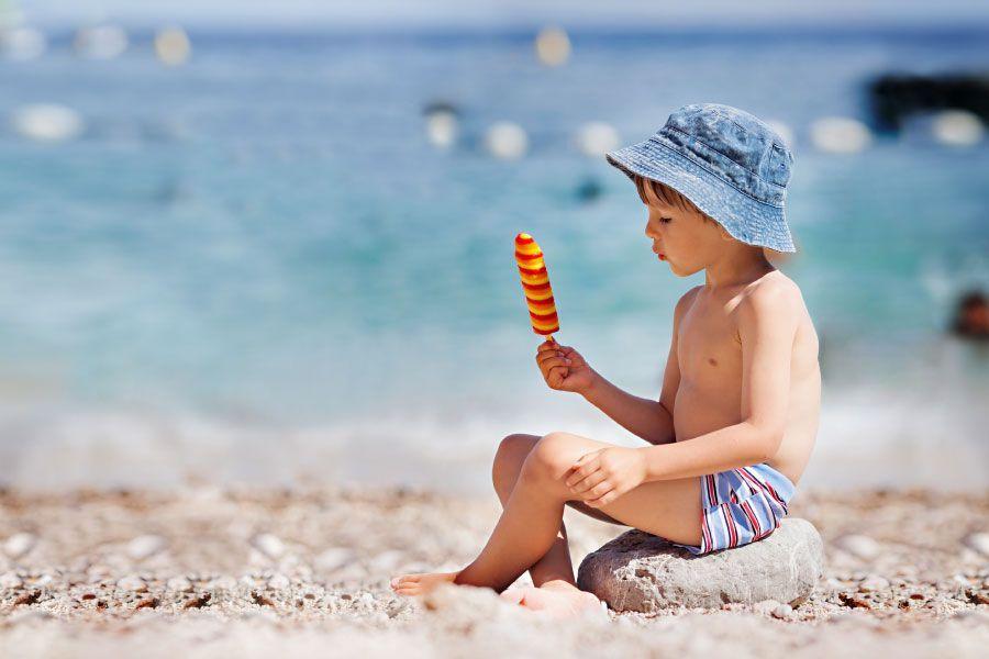 Menús y recetas infantiles para las vacaciones