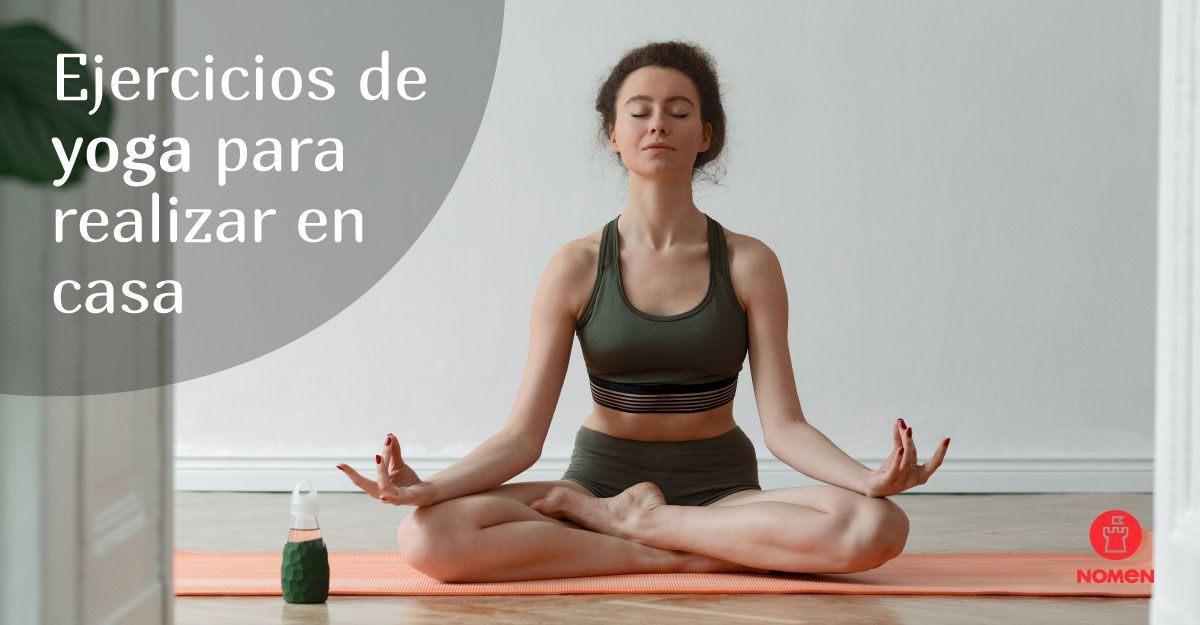 Exercicis de ioga per fer a casa