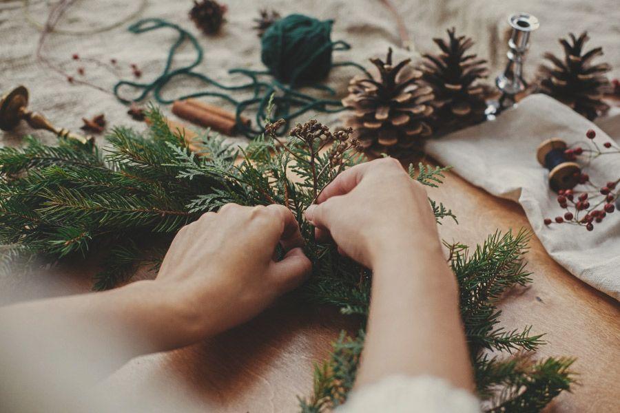 Trucs per decorar la casa per Nadal