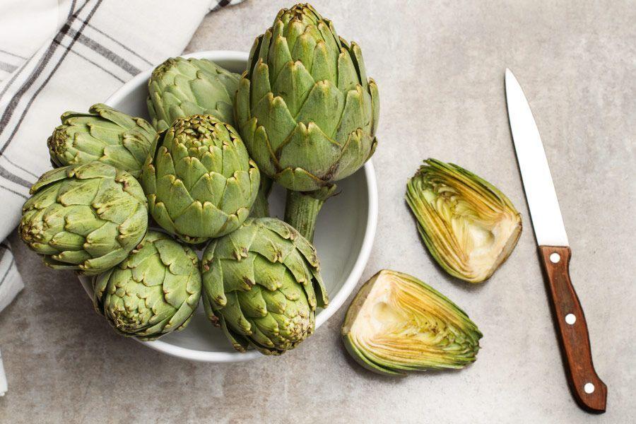 3 recetas con alcachofas