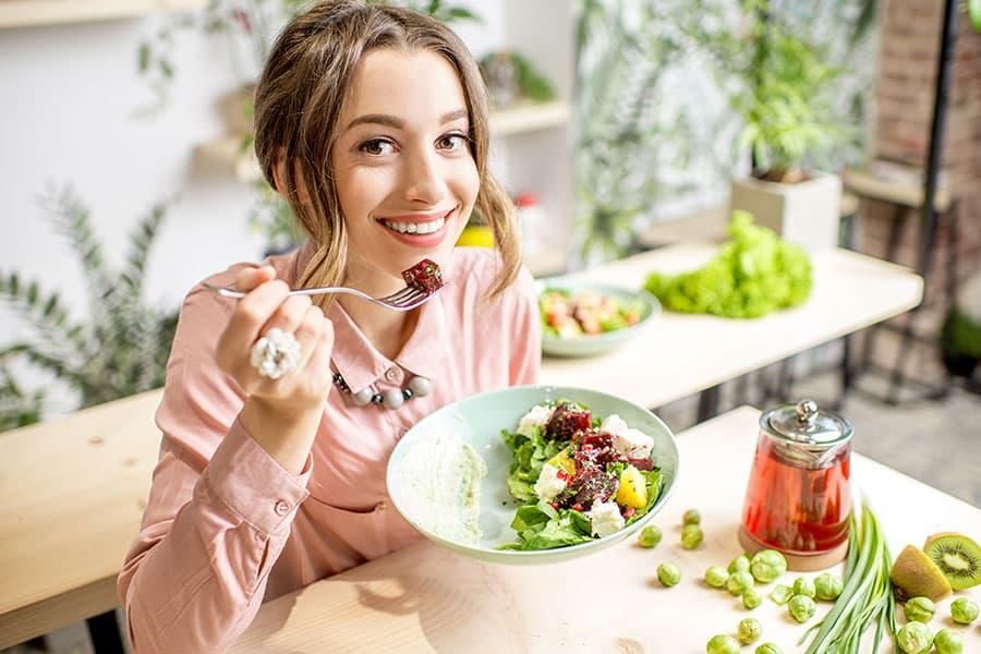 3 menús para perder peso tras el verano