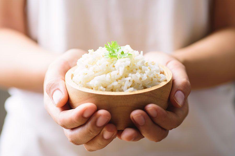 Descubre los tiempos de cocción del arroz