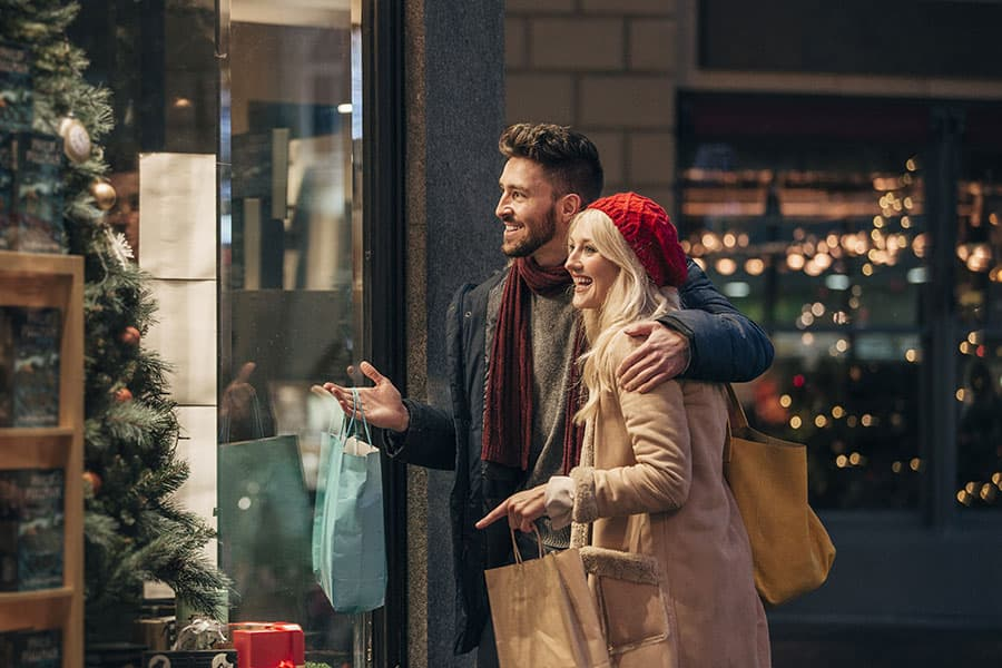 Ahorrar en las compras de Navidad