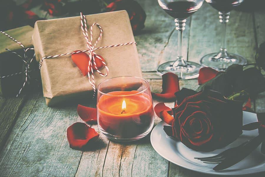 El millor menú per enamorar per Sant Valentí