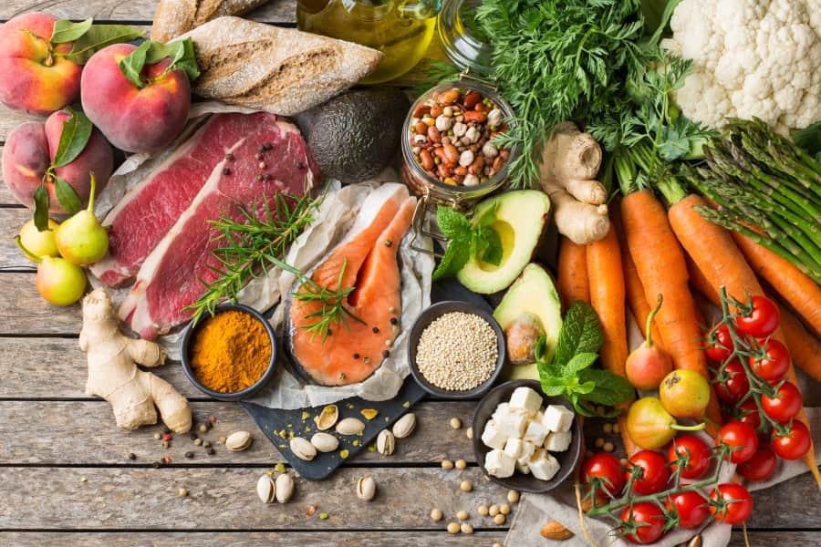 10 claves para una alimentación saludable
