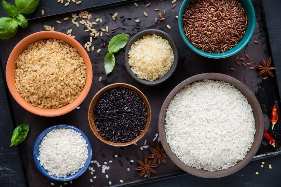 L'arròs, font de salut