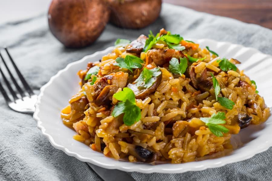 Idees de cuina ràpida amb arròs