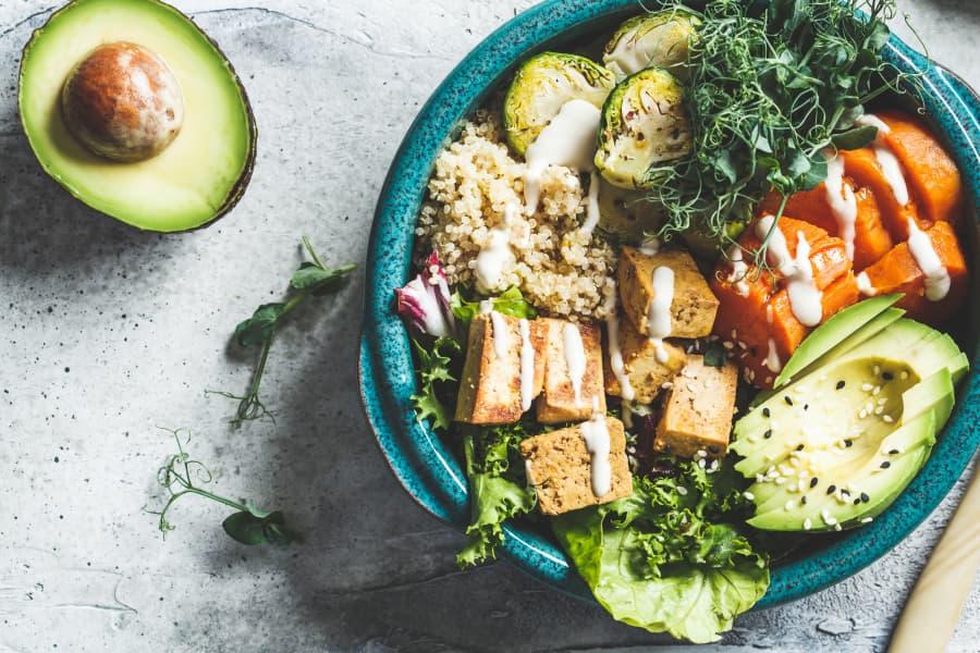 Food bowls: plats únics, fàcils i saludables